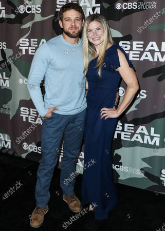 Editorial image of Los Angeles Premiere Of CBS Television Studios' 'SEAL Team', Hollywood, United States - 25 Feb 2020