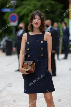Stock Picture of Jeanne Damas