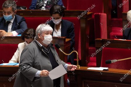 Editorial image of Government weekly session, Paris, France - 06 Jul 2021