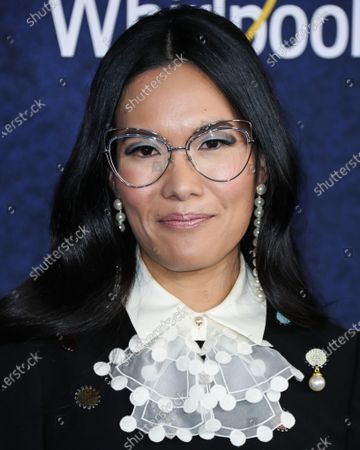 Stock Photo of Actress Ali Wong arrives at the World Premiere Of Disney And Pixar's 'Onward' held at the El Capitan Theatre on February 18, 2020 in Hollywood, Los Angeles, California, United States.