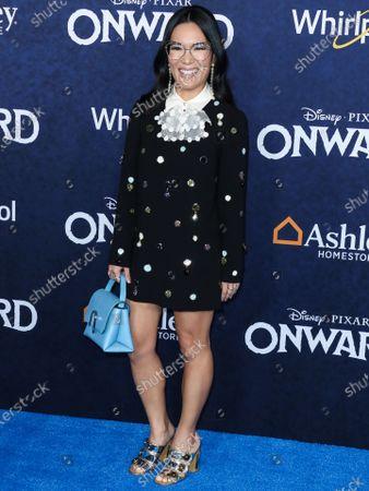 Editorial photo of World Premiere Of Disney And Pixar's 'Onward', Los Angeles, California, USA - 18 Feb 2020