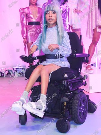 Editorial image of 2020 Christian Cowan x Powerpuff Girls Runway Show Season II - Runway Show, Hollywood, California, USA - 08 Mar 2020