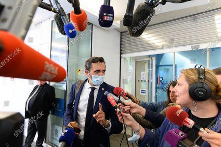Stock Photo of Julien Aubert.