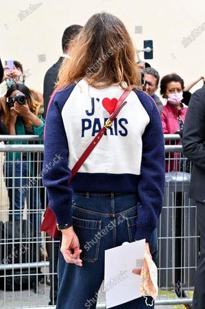 Stock Photo of Nadia Fares