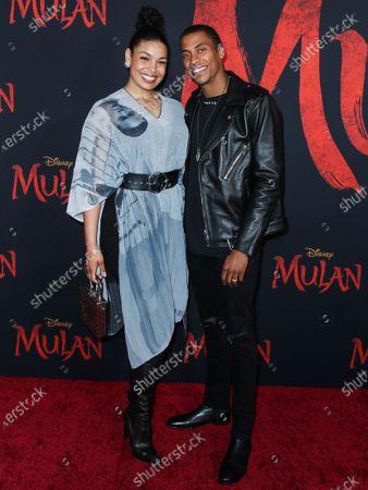 Singer Jordin Sparks and husband Dana Isaiah