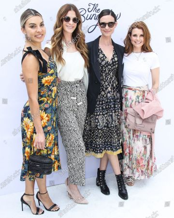 Editorial image of The Little Market's International Women's Day Event, Los Angeles, USA - 06 Mar 2020