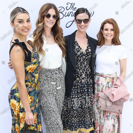 Odette Annable and Joanna Garcia Swisher