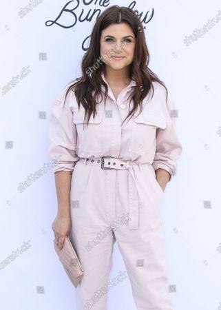 Stock Photo of Actress Tiffani Thiessen