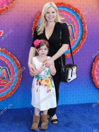 Viola Philomena Gallagher and Megan Hilty