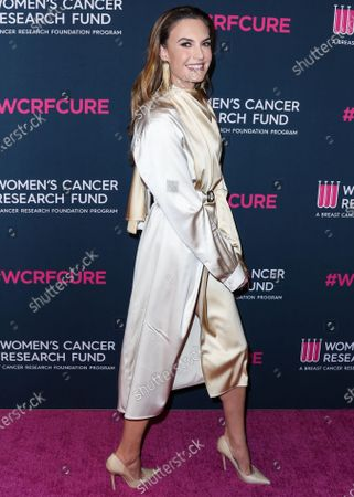 Editorial image of The Women's Cancer Research Fund's An Unforgettable Evening Benefit Gala 2020, Beverly Hills, United States - 27 Feb 2020