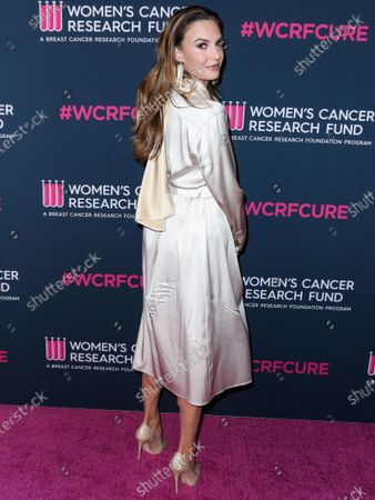 Editorial picture of The Women's Cancer Research Fund's An Unforgettable Evening Benefit Gala 2020, Beverly Hills, United States - 27 Feb 2020