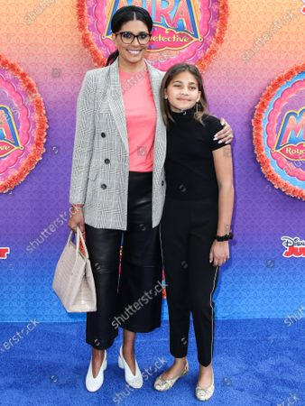 Editorial picture of Los Angeles Premiere Of Disney Junior's 'Mira, Royal Detective', Burbank, United States - 07 Mar 2020