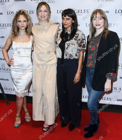 Editorial image of Los Angeles Special Screening Of 'Lost Transmissions', Hollywood, United States - 11 Mar 2020