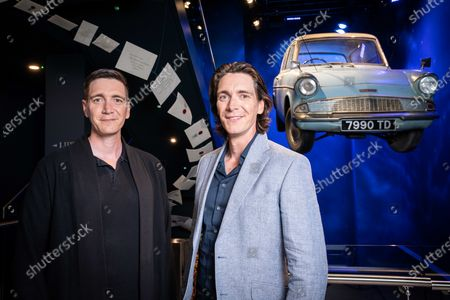 Editorial image of The Harry Potter photographic exhibition, London, UK - 07 Jul 2021