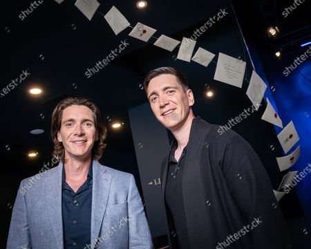 Editorial photo of The Harry Potter photographic exhibition, London, UK - 07 Jul 2021