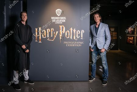Editorial picture of The Harry Potter photographic exhibition, London, UK - 07 Jul 2021