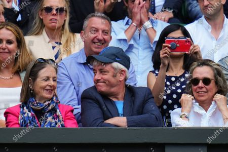 Editorial image of Wimbledon Tennis Championships, Day 9, The All England Lawn Tennis and Croquet Club, London, UK - 07 Jul 2021