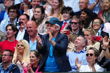 Editorial photo of Wimbledon Tennis Championships, Day 9, The All England Lawn Tennis and Croquet Club, London, UK - 07 Jul 2021