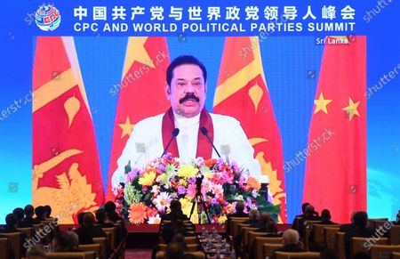 Editorial picture of China Cpc and World Political Parties Summit - 06 Jul 2021