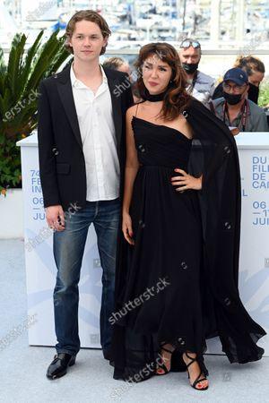 Jack Kilmer, and Mercedes Kilmer