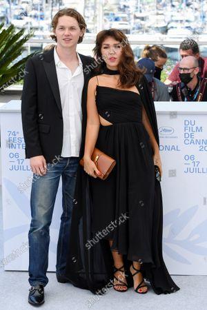 Jack Kilmer and Mercedes Kilmer