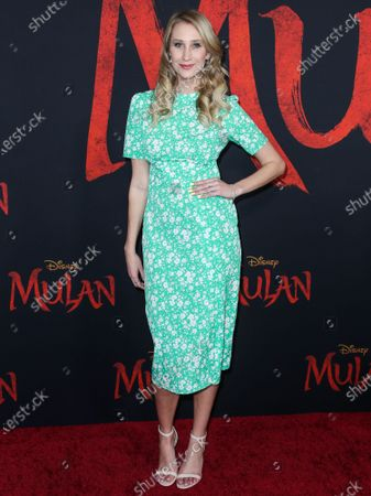 Editorial image of World Premiere Of Disney's 'Mulan', Hollywood, United States - 09 Mar 2020