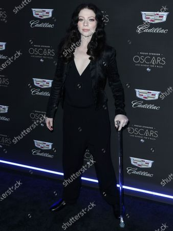 Editorial picture of Cadillac Oscar Celebration 2020, Los Angeles, USA - 06 Feb 2020