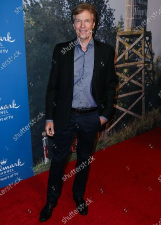 Actor Jack Wagner