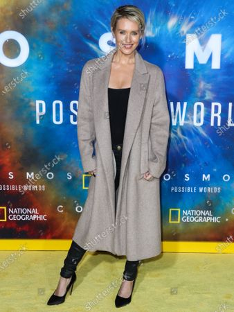 Editorial photo of National Geographic's 'Cosmos: Possible Worlds' premiere, Los Angeles, USA - 26 Feb 2020