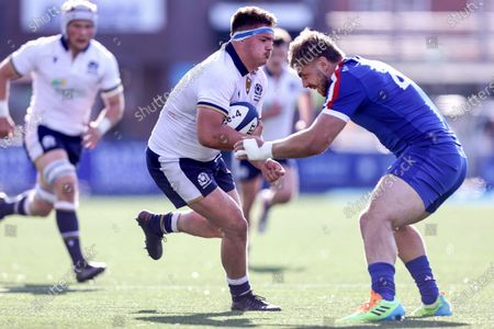 Editorial photo of 2021 Under-20 Six Nations Championship Round 4, BT Sport Cardiff Arms Park, Wales - 07 Jul 2021