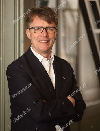 Presenters Nicky Campbell