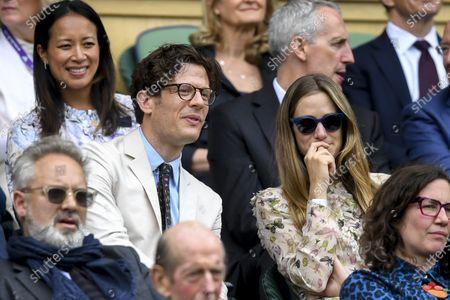 Editorial photo of Wimbledon Championships 2021, United Kingdom - 07 Jul 2021