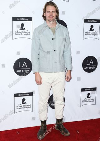 Editorial photo of Los Angeles Art Show 2020 Opening Night Gala, United States - 05 Feb 2020