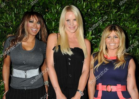 Traci Bingham, Gena Lee Nolin and Nicole Eggert