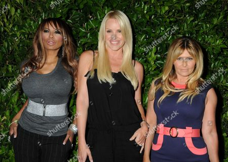 Editorial photo of Baywatch Reunion Dinner held at Michael Mina's XIV Restaurant, West Hollywood, America - 19 Aug 2010