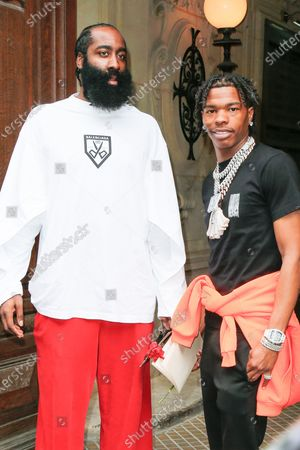 James Harden, Lil Baby