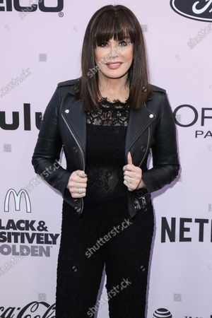 Editorial picture of 2020 13th Annual ESSENCE Black Women in Hollywood Awards Luncheon, Beverly Hills, United States - 06 Feb 2020