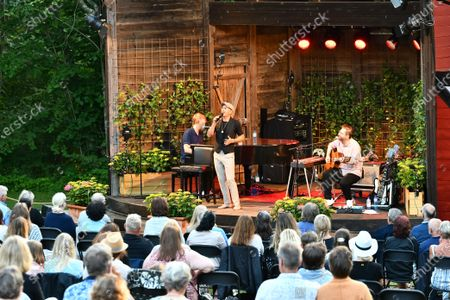 Solliden sessions concert with Swedish artist Peter Joback at Solliden Palace in Borgholm