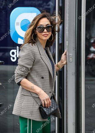 Editorial photo of Myleene Klass out and about, London, UK - 07 Jul 2021