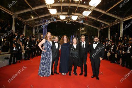 Editorial picture of 'The Velvet Underground' premiere, 74th Cannes Film Festival, France - 07 Jul 2021 - 07 Jul 2021