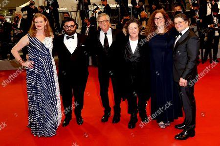 Stock Picture of Adam Kurnitz, director Todd Haynes, producer Christine Vachon, Julie Goldman, Christopher Clements and Carolyn Hepburn