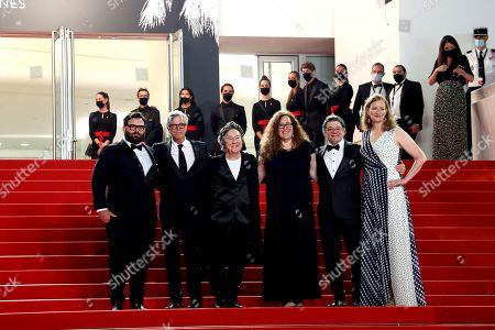 Editorial photo of 'The Velvet Underground' premiere, 74th Cannes Film Festival, France - 07 Jul 2021