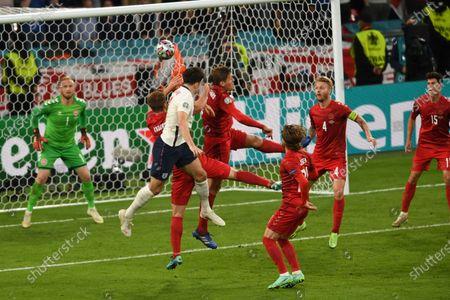 Editorial image of Soccer: UEFA European Championship 2020: England  2-1 (d.t.s.) Denmark, London, England - 07 Jul 2021