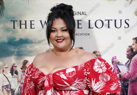 """Editorial picture of HBO's """"The White Lotus"""" Premiere, Los Angeles, United States - 07 Jul 2021"""
