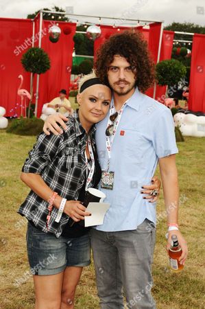 Editorial photo of Louder Lounge at the Virgin Media V Festival, Hylands Park, Chelmsford, Essex, Britain - 21 Aug 2010