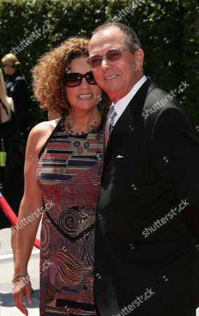 Judie Itzin and Gregory Itzin