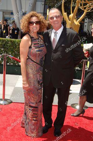 Gregory Itzin and wife Judie Itzin
