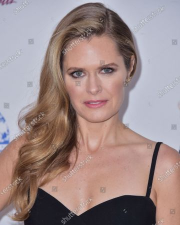 Actress Maggie Lawson