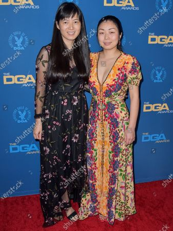 Editorial picture of 72nd Annual Directors Guild Of America Awards, Arrivals, Los Angeles, USA - 25 Jan 2020