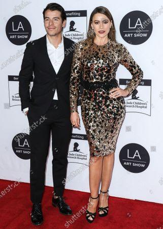 Manolo Gonzalez-Ripoll Vergara and mother/actress Sofia Vergara